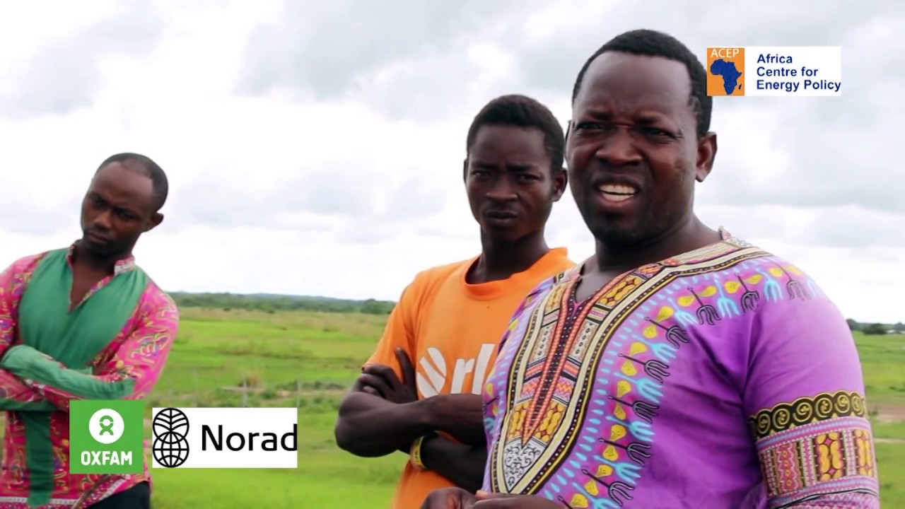 OILMONEYTV: IMPACT ASSESSMENT OF ABFA FUNDED IRRIGATION PROJECTS IN ZUEDEM AND TONO