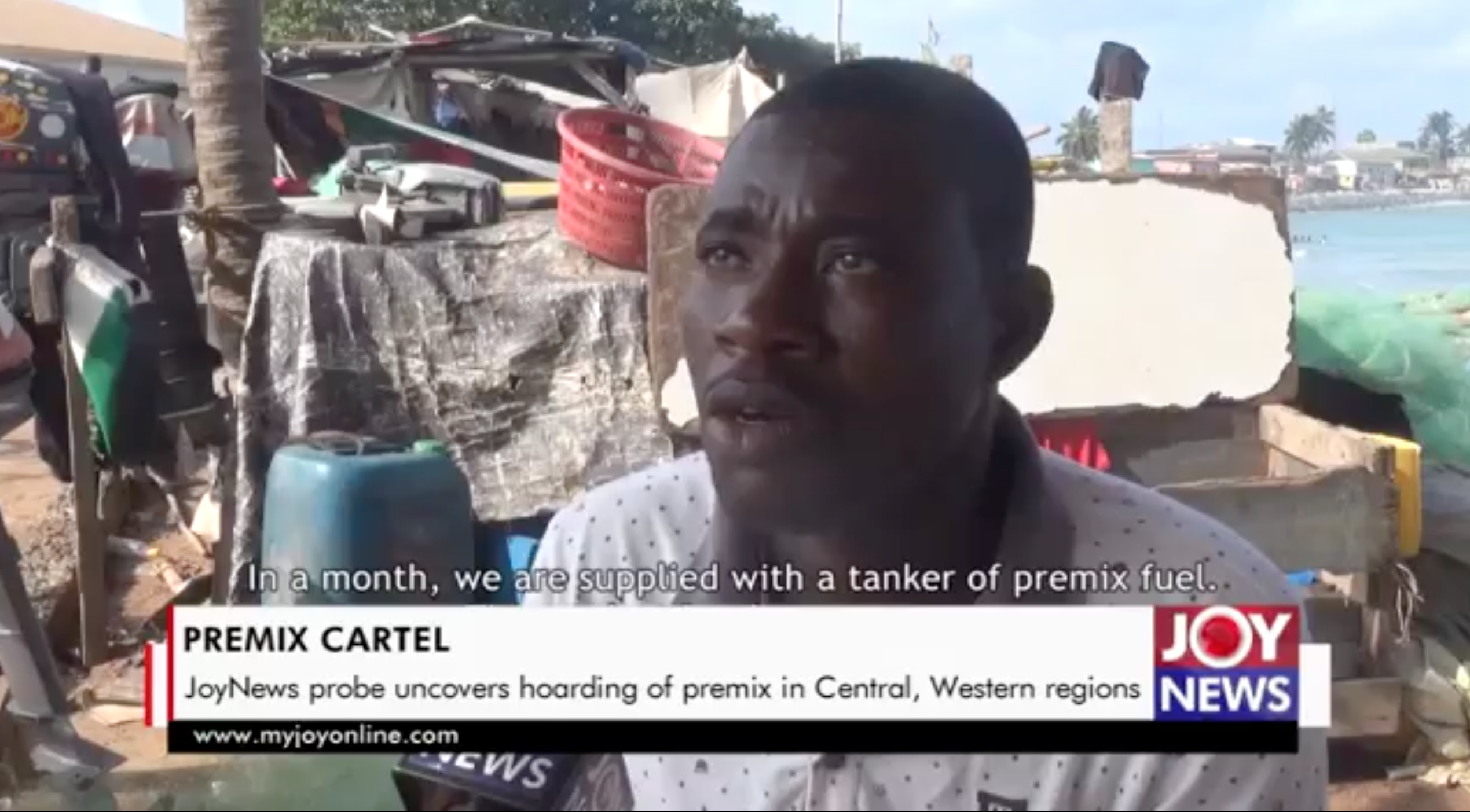 PREMIX CARTEL - JOY NEWS INVESTIGATIONS UNCOVER HOARDING IN THE CENTRAL & WESTERN REGIONS